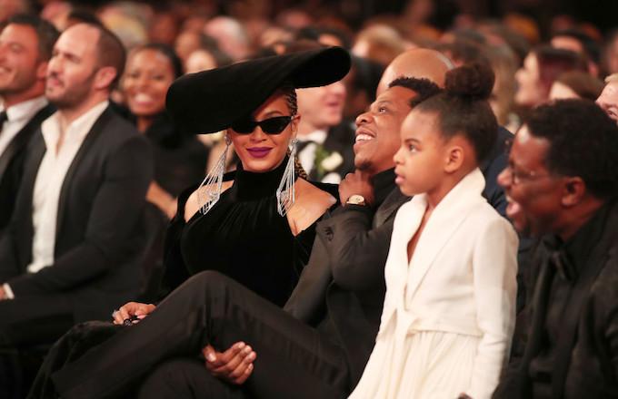 Beyoncé at the 2018 Grammy Awards
