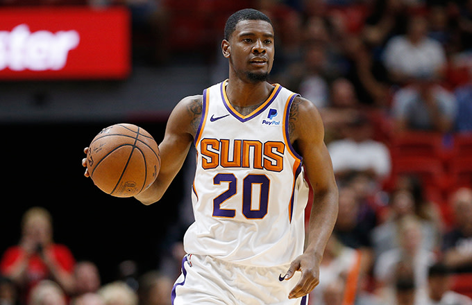hot sale online 04f73 f7190 Phoenix Suns Forward Josh Jackson Was Arrested for Trying to ...