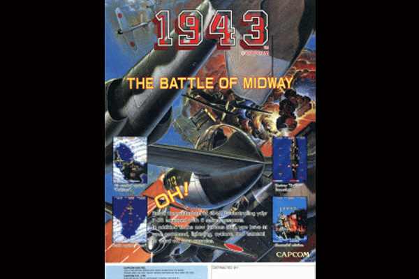 best-old-school-nintendo-games-1943-battle-midway