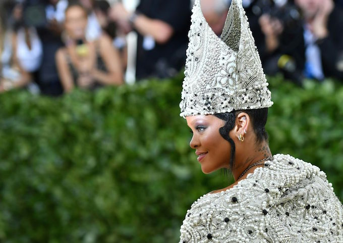 Rihanna Pope