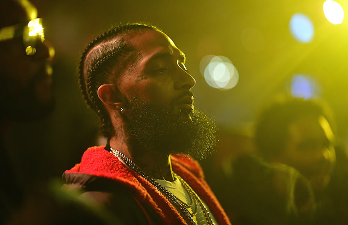 Tower in Nipsey Hussle's Honor to Be Built Outside His Marathon