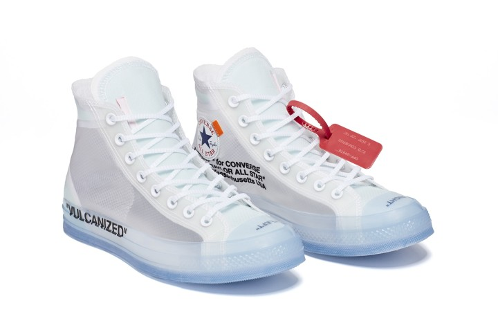 Why the Off White x Converse Chuck Taylor Release Was