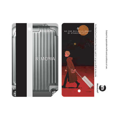 RIMOWA Releases Custom Metro Cards as Part of 'Never Still' Campaign