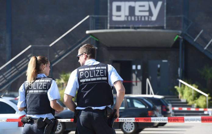 Shooting at German nightclub in Konstanz