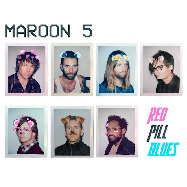Maroon 5 'Red Pill Blues'