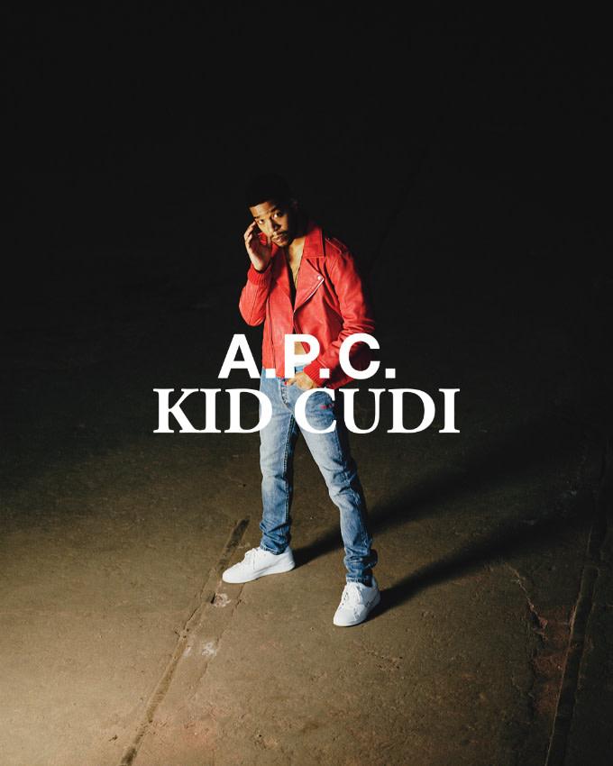 4f5fa094 Exclusive: Kid Cudi and A.P.C. Unveil Full Collaborative Collection ...