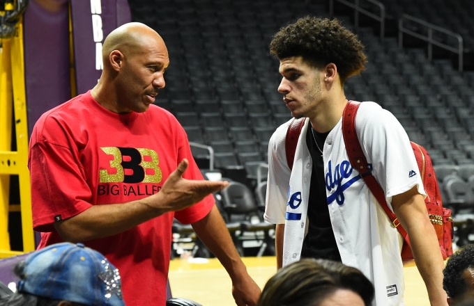 2c734cd3c66 NBA Fans Want ESPN to Stop Covering LaVar Ball—Good Luck With That ...
