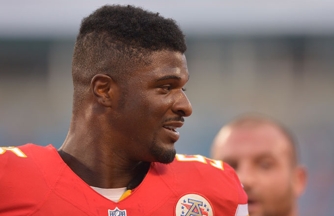 Dee Ford of the Kansas City Chiefs