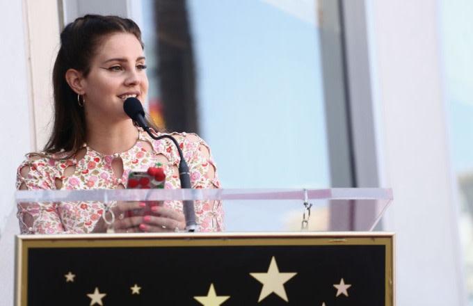 Lana Del Rey Elaborates on That Kanye Lyric in \