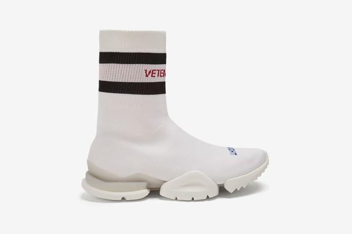 Vetements x Reebok Sock Shoe