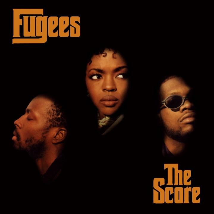 The Fugees' 'The Score' album cover