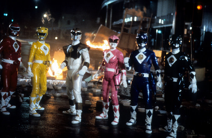 There's A Deadly 'Power Rangers' Curse That You Didn't Know