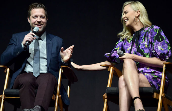 David Leitch Charlize Theron