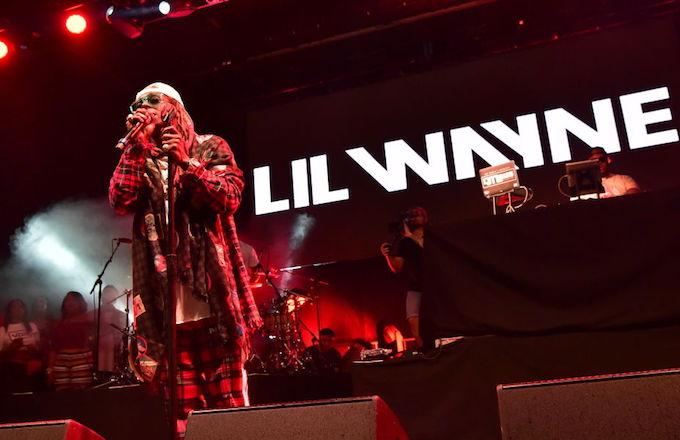 Lil Wayne Tidal X Brooklyn