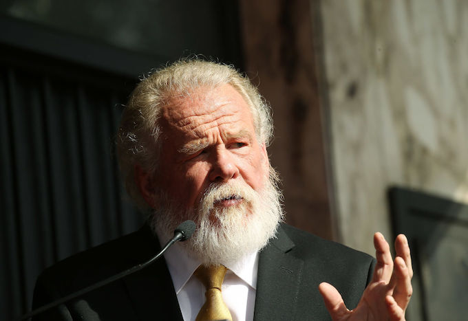 This is a picture of Nick Nolte.