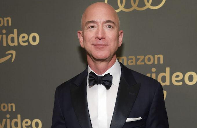 Jeff Bezos texts