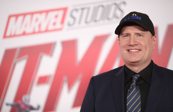 Kevin Feige's viewpoint