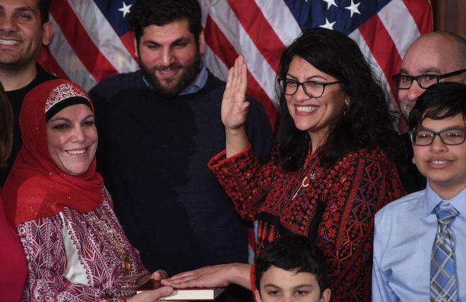 Rashida Tlaib congresswoman