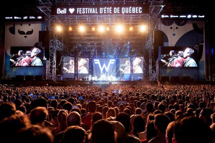 Festival D'ete Quebec City 2017 Guide
