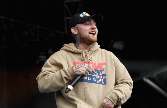 Mac Miller live in Queens 2016