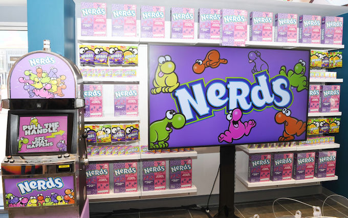 This is a picture of Nerds.