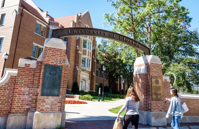 Florida's campus