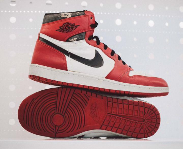 bas prix a0443 c0a8d Are These Michael Jordan's Original