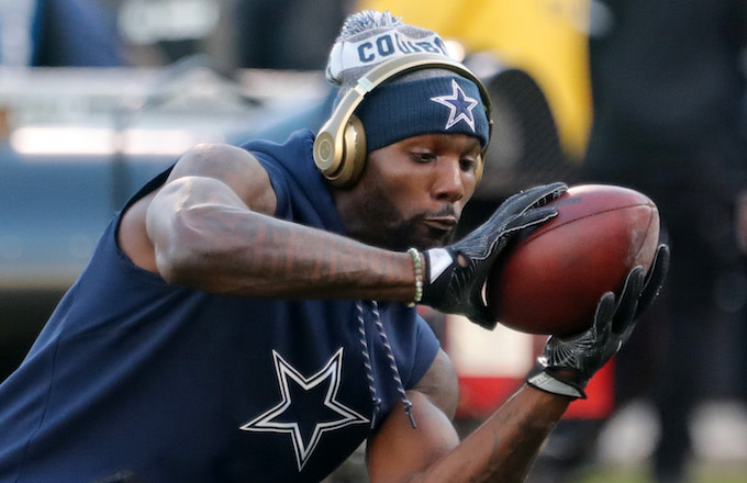 Dez Bryant Taunts Cowboys After Another Loss Complex