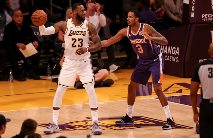 online retailer e42b8 78491 Lakers Reportedly Looking to Acquire Trevor Ariza | Complex