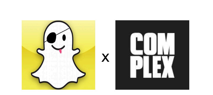 Snapchat Discover Complex Magazine