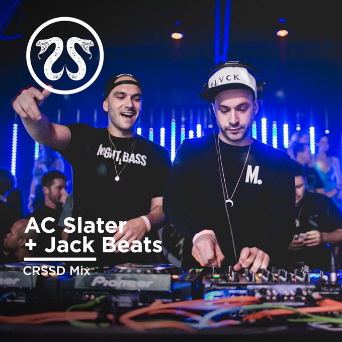 AC Slater + Jack Beats CRSSD Mix