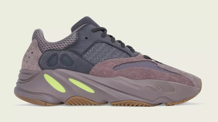 the best attitude 6757a 79f95 Adidas Yeezy Boost 700  Mauve