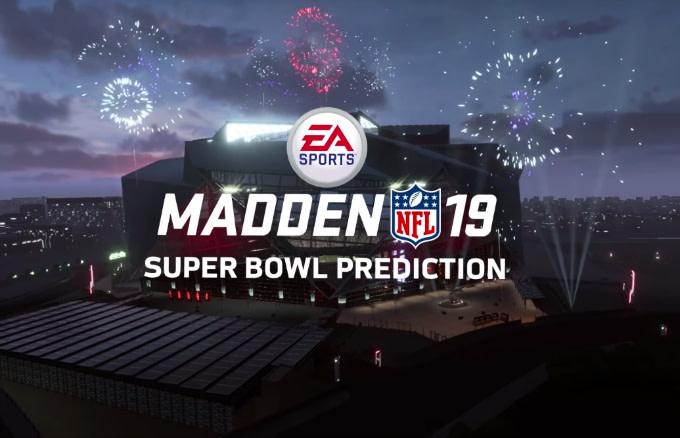 Madden 19 Super Bowl Predictions