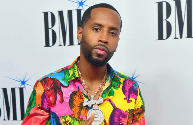Safaree Samuels attends The 2019 BMI R&B/Hip-Hop Awards
