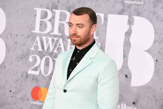 Sam Smith nonbinary