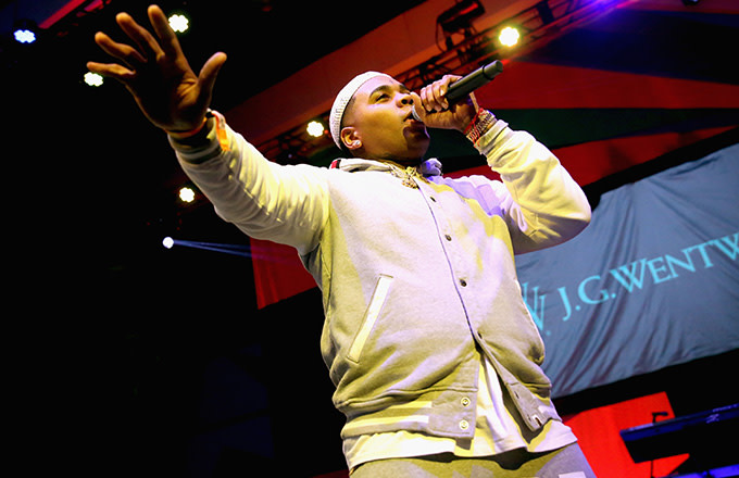 This is a photo of Kevin Gates.