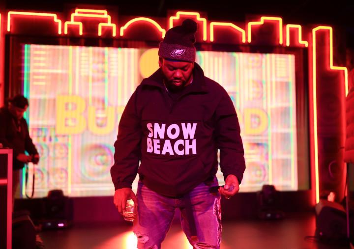 Raekwon Snow Beach