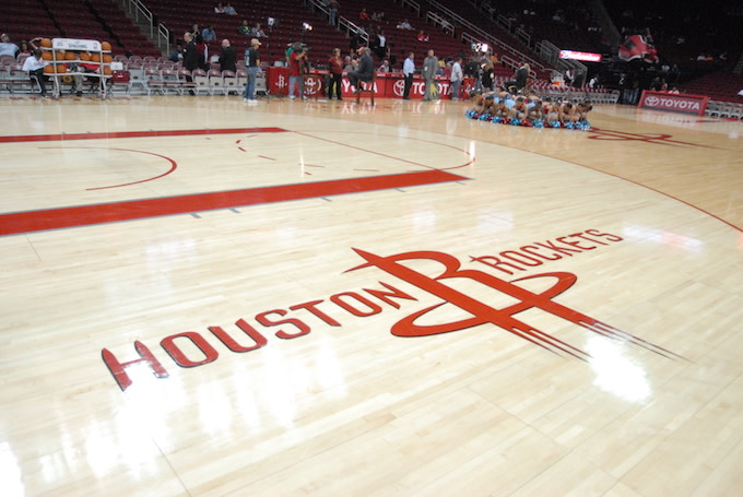 `houston rockets