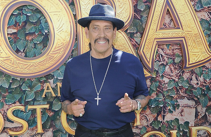 Danny Trejo Helped Save a Child Who Got Trapped After Car Flipped