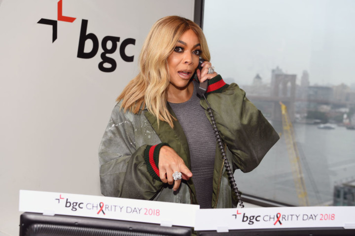 Wendy Williams Denies Report of Husband's Affair | Complex