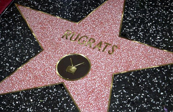 Rugrats cartoonist
