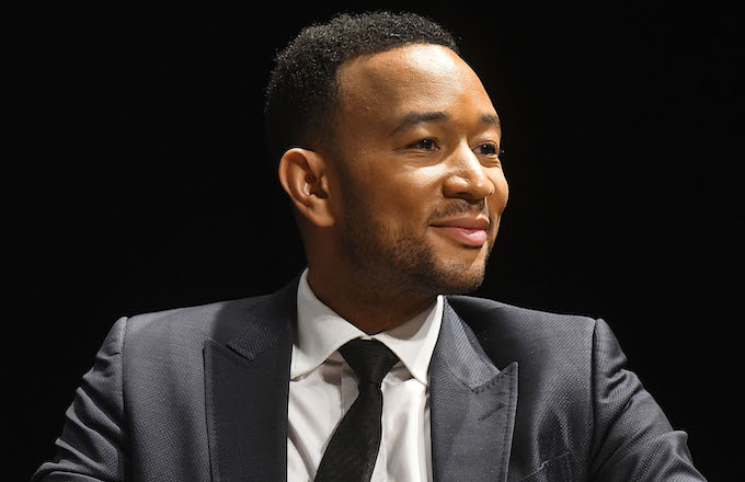 A Legendary Christmas.John Legend Delivers His First Holiday Album A Legendary