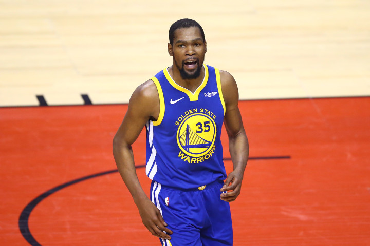 kevin durant game 5