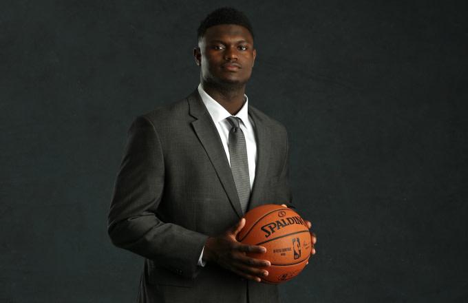 NBA Draft Prospect, Zion Williamson