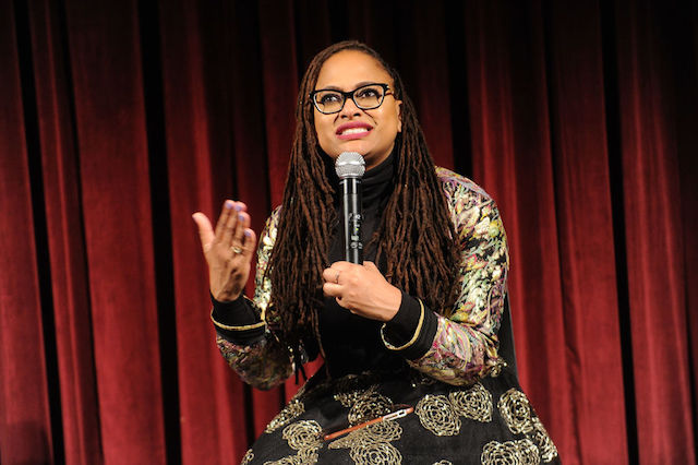 This is a picture of Ava Duvernay.