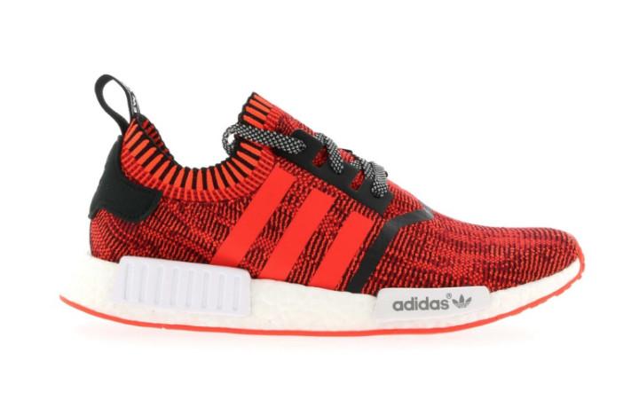 "Adidas NMD ""Red Apple"""
