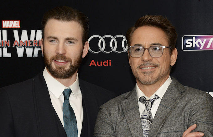 Robert Downey Jr  Reflects on Leaving the MCU With Chris