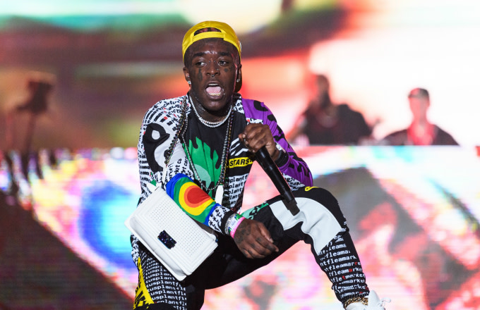 Symere Woods known by his stage name Lil Uzi Vert