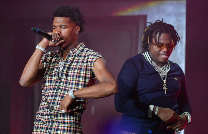 Lil Baby Says His Collab Mixtape 'Drip Harder' With Gunna Comes Out