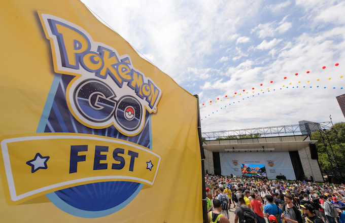 Pokémon Go Fest Returning to Chicago This Summer With Hopes of